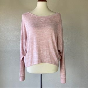 3 for $25 ❤ Abercrombie & Fitch Pink Sweater